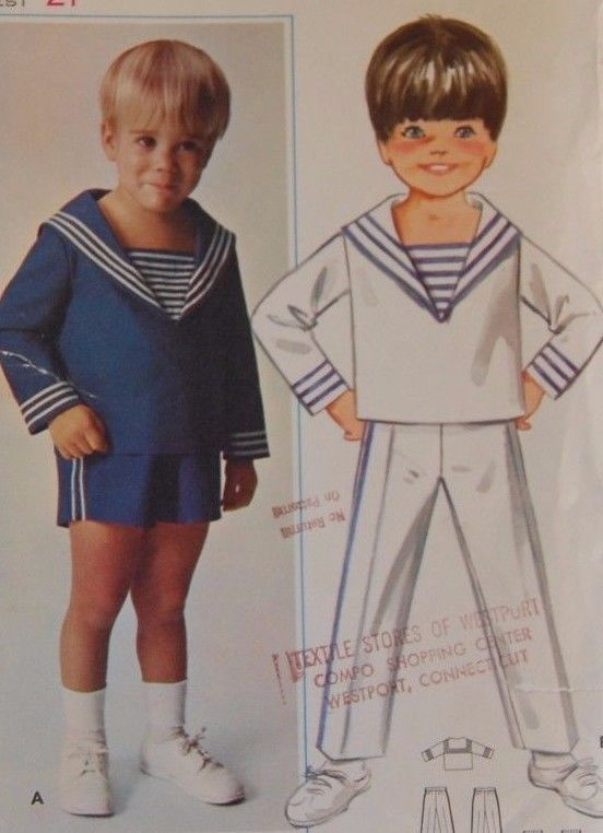 67 Best Images About Children S Sailor Suite Sewing