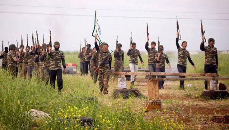 Faksi-Faksi Mujahidin Suriah Sepakat Bersatu, Ini Bocoran Strukturnya - Kiblat