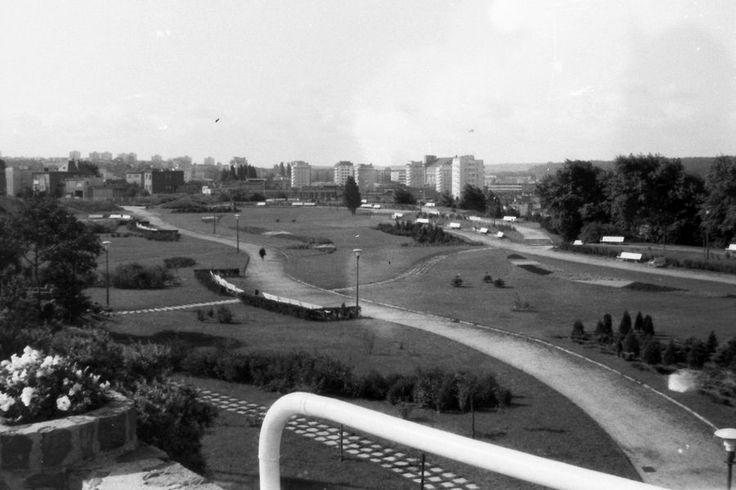 Gdynia 1965 rok  http://podrozedociekawychmiejsc.pl/gdynia-widok-z-kamiennej-gory-w-1965-roku/  #gdynia #port #photography