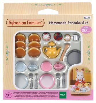 Sylvanian, Families, Epoch, Set, Gouter, Pancake 5225