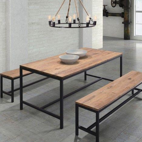 mesa zuo madeira
