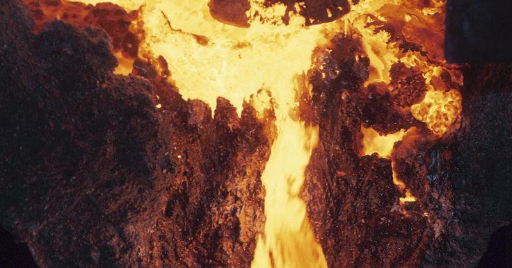 """Diferença entre ferro dúctil e maleável. O derretimento do minério de ferro em uma fornalha o torna mais forte e maleável. Os metalúrgicos despejam o metal derretido em moldes e o deixa esfriar e solidificar, produzindo o ferro fundido. A temperatura da fornalha e os materiais adicionados, ou """"ligantes"""", ao ferro derretido determinam as características exatas do produto acabado. O ferro ..."""
