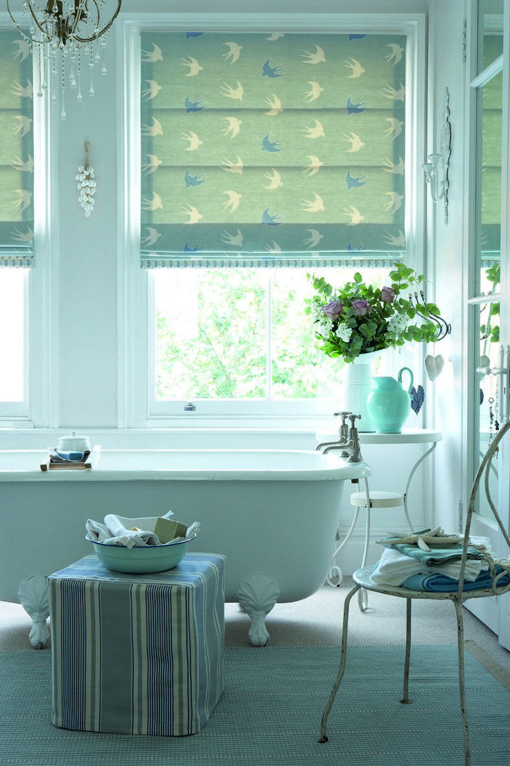 best images about curtains on pinterest tassels window - Best Blinds For Bathroom