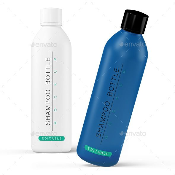Shampoo Bottle Mock Up Shampoo Bottle Bottle Bottle Mockup