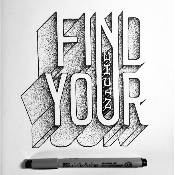 Beautiful Hand Lettering & Calligraphy   #1064