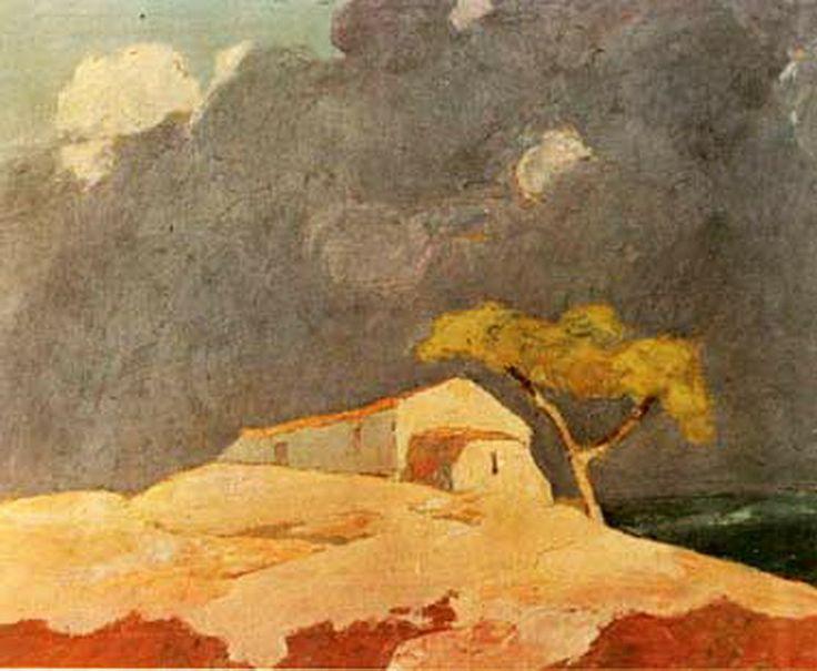.:. Οικονόμου Μιχαήλ – Michail Oikonomou [1888-1933] Ξωκκλήσι