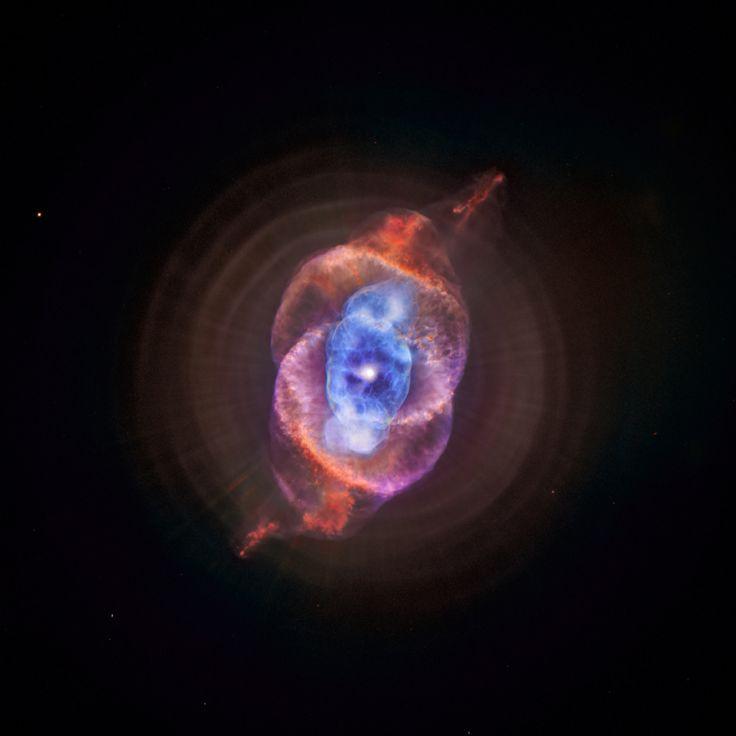 Cat's Eye Nebula | Cat's Eye Nebula | National Space Society of Phoenix