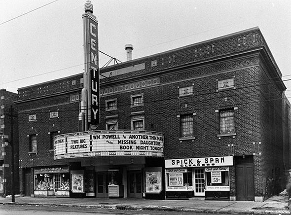 A brief history of the Danforth Music Hall