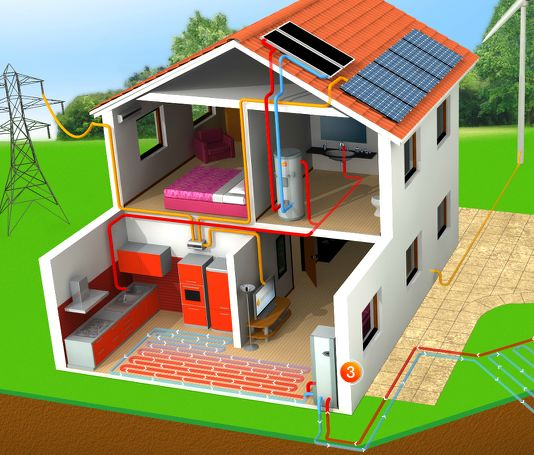 17 best images about energy and homes diagrams on for Energy saving homes