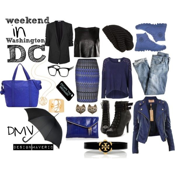 """""""DC Weekends"""" by designmaveric on Polyvore plus size fashion for women"""