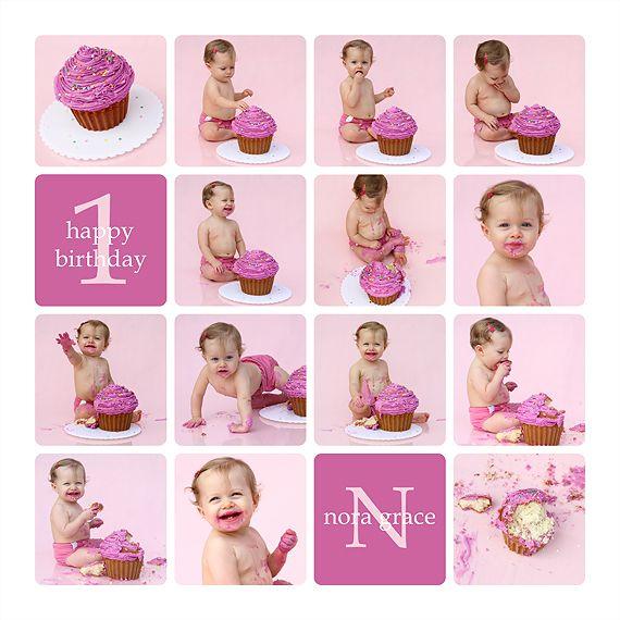 cake smash: Birthday Smash Cake, Birthday Photo, Smash Cakes, Cake Smash, 1St Birthday, Smash Idea, Photoshoot, Cupcake Idea, Birthday Ideas