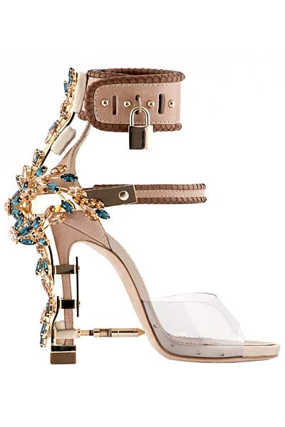 Dsquared2 - Women's Shoes - 2014 Fall-Winter  #cuteshoes #womensclothing #womensfashion