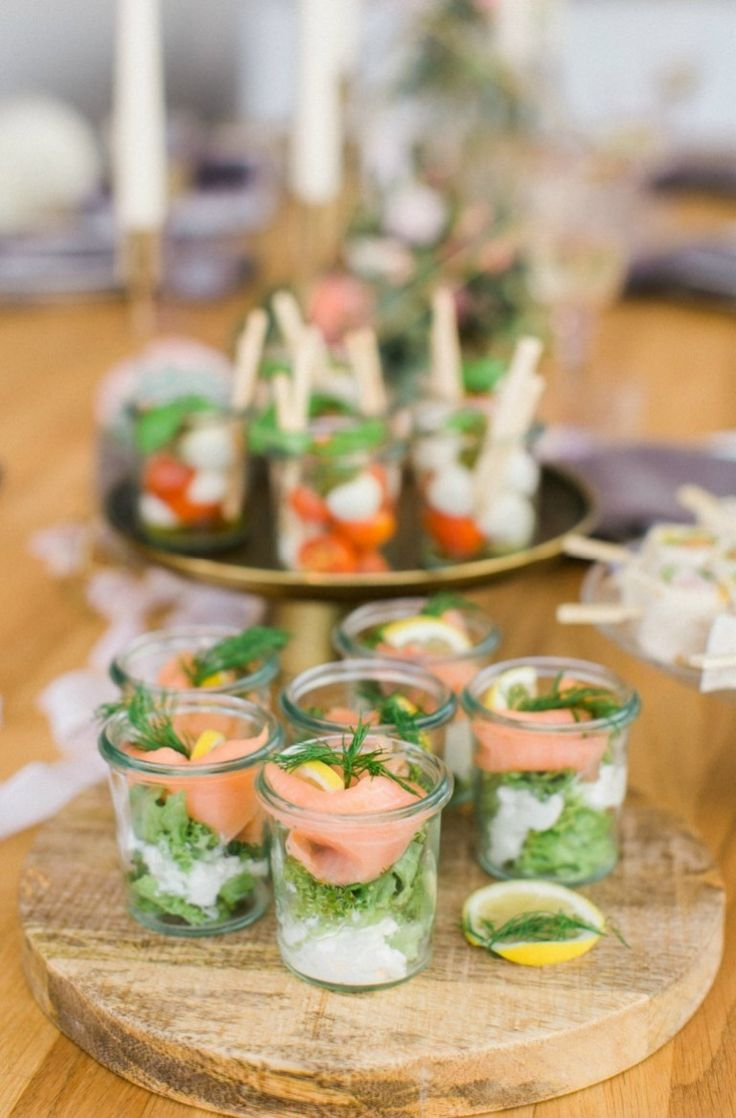 Snacks and finger food recipes for a successful party, celebration or celebration  – Essen
