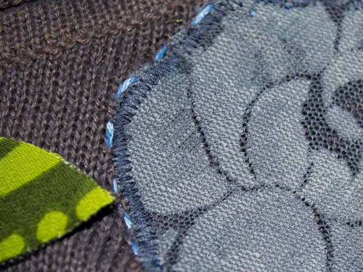 Kettukolossa: Mekosta taas uusi/Remaking an old dress