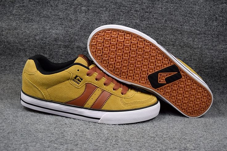 60.00$  Know more  - 2015 Teenager Boys Shoes GLOBE ENCORE-2 Impact-Resistance Board Shoes Desert/Brown Hard-Wearing Shoes Size7.5-11 Available