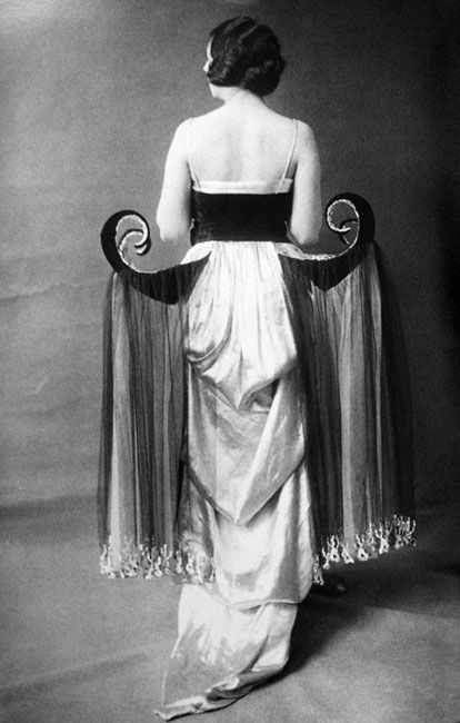 Dress by Paul Poiret, 1920 Assessing Paul Poiret, the Latest Heritage House Poised for Revival   Hint Fashion Magazine