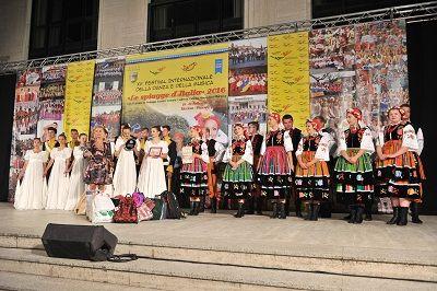XV Festival Internazionale della Danza e della Musica di Riccione