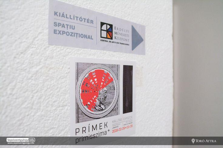 2018. február 9. | Helyszín: Lábas HázAz Erdélyi Művészeti Központ kiállítóterében (Lábas Ház, Szabadság tér, 7 sz.) 2018. február 9-én, pénteken 18 órakor nyílik a Prímek Primisszima + című kiállítás....