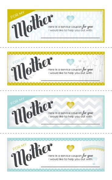 Best 25+ Motheru0027s day coupons ideas on Pinterest Motheru0027s day - free lunch coupon template