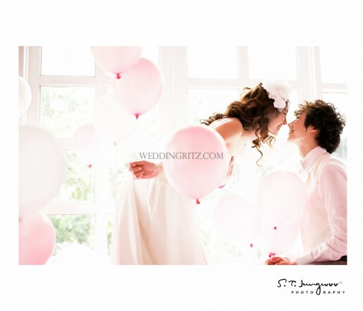 Korea Pre-Wedding Photoshoot - WeddingRitz.com » ST JungWoo Studio 2012 New Sample Korea Pre-Wedding Photos