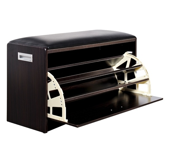 "Entryway Bedroom Shoe Storage Organizer Ottoman Bench New: Online ""Window"" Shopping"