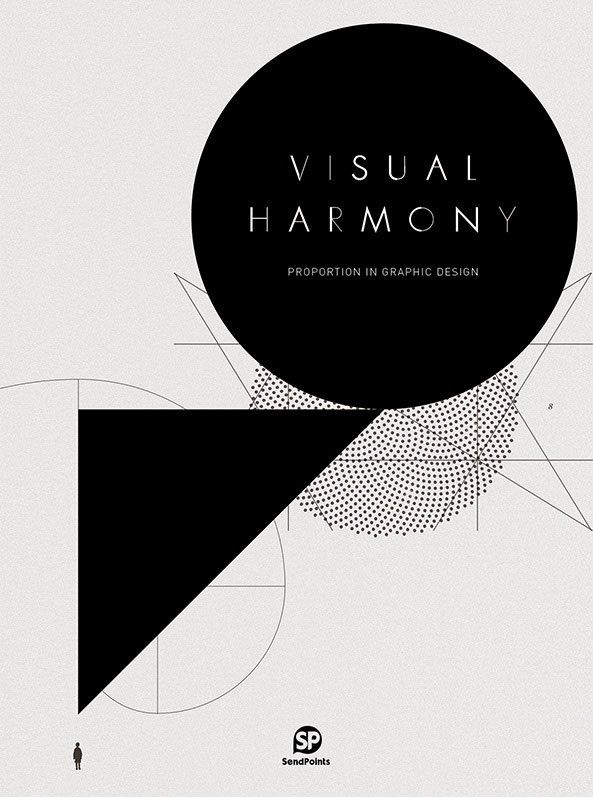 VISUAL HARMONY - PROPORTION IN GRAPHIC DESIGN  We want to think with more business in the lines and stuff