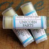 Unicorn Farts Lip Balm - Long Winter Soap Co.