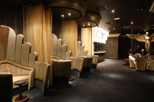 Stringfellows  strip club interior design wwwstevehowie