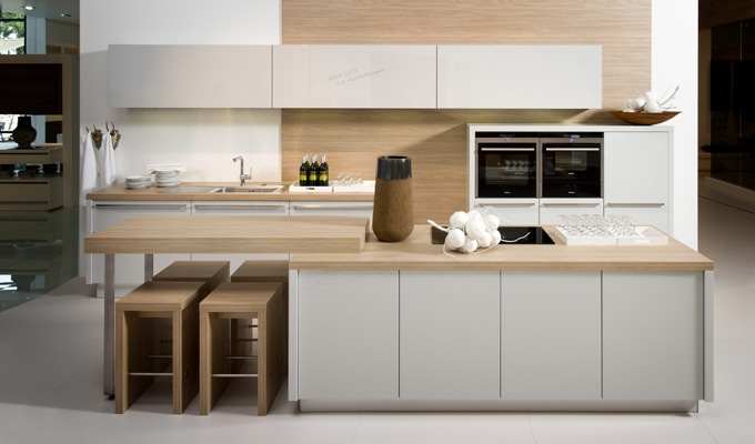 Designer Kitchen Picture Gallery | Photos of Kitchen Interiors | Kube Kitchens & Interiors Ireland