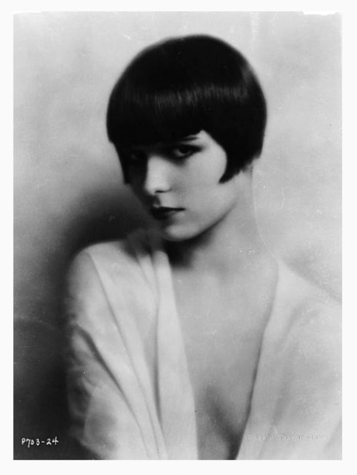 naked pictures of louise brooks