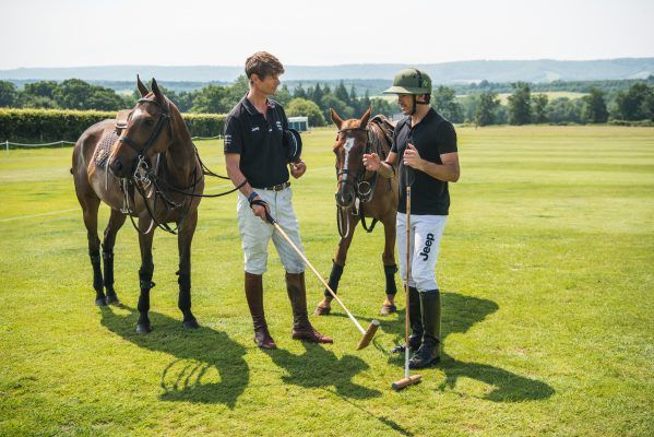'It's a lot harder than it looks': William Fox-Pitt tries his hand at polo - Horse & Hound