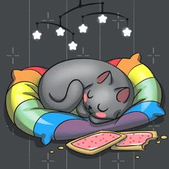 The origin of Nyan Cat