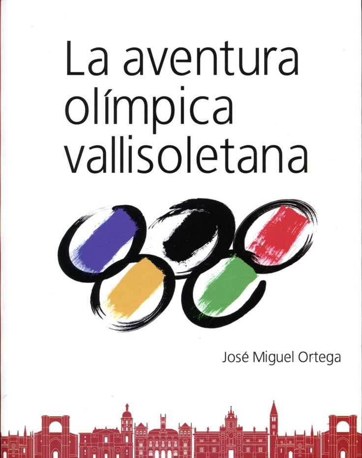 El cronista deportivo de la ciudad de Valladolid ha reunido en este libro la vida de los 39 deportistas vallisoletanos que han acudido a unos Juegos Olímpicos, desde Amberes 1920. Tengo el honor de estar entre esos deportistas.