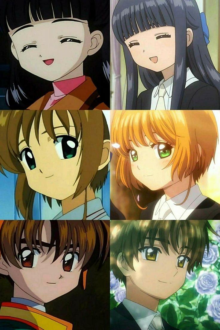 Sakura, Syaoran & Tomoyo in after 2 decades!