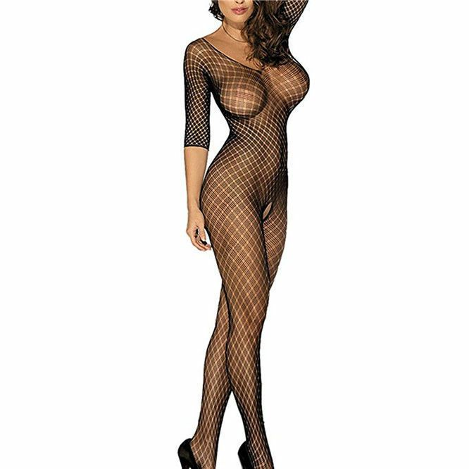 Guide to sexy full body stockings: sexy fishnet bodystockings, net bodystockings, crotchless bodystockings, lace bodystockings