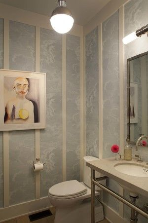 Images Of Modern Farmhouse Powder room