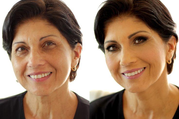 Make para realçar a beleza madura : Blog Luciane Ferraes
