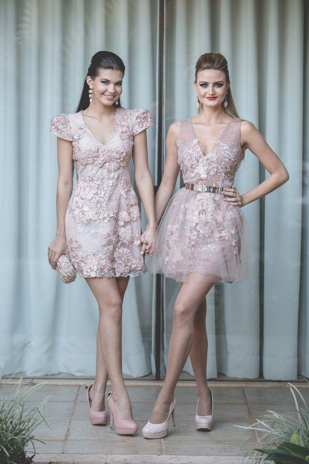 vestido curto patrícia bonaldi