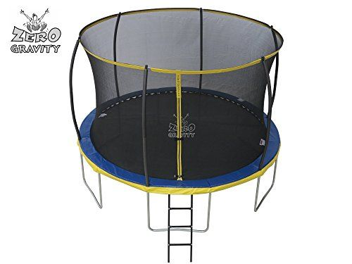 trampolines 8ft with enclosure