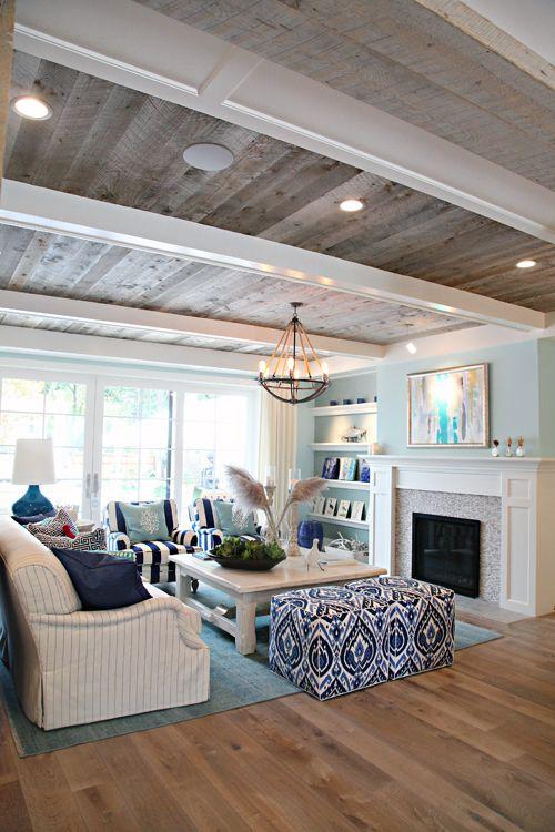 impressive wood ceiling beams ideas 10