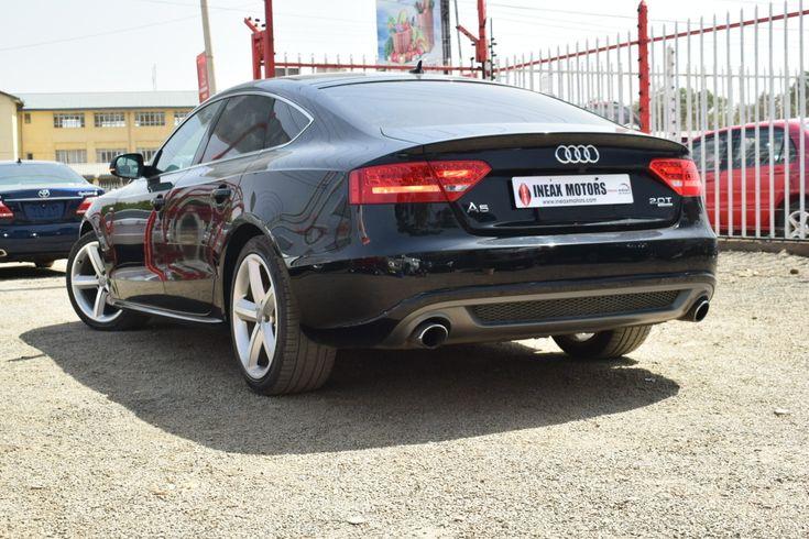 Audi A5 Sline Quattro Ineax Motors Kenya Limited New