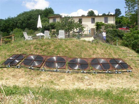 DIY solar pool/spa heating panels. Need. Power bills are killing us.