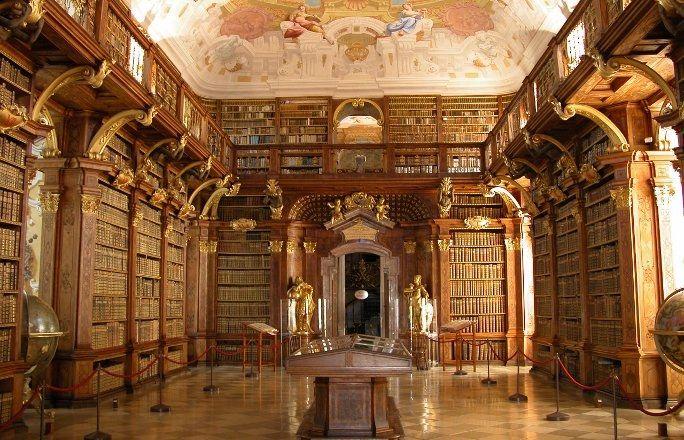 Biblioteca de la Abadia de Melk