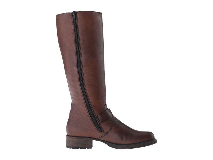 Rieker Z9580 Liz Side Zip Boot Women's Zip Boots Mahagoni Cristallino/Toffee Gallery