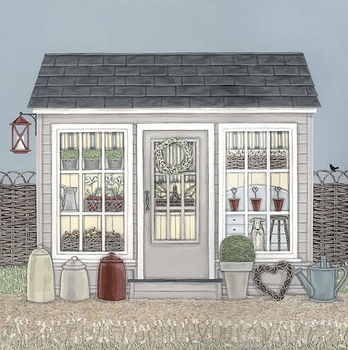 Garden Room by Sally Swannell