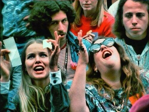 The Mamas And The Papas Woodstock W Dst Ck 1969