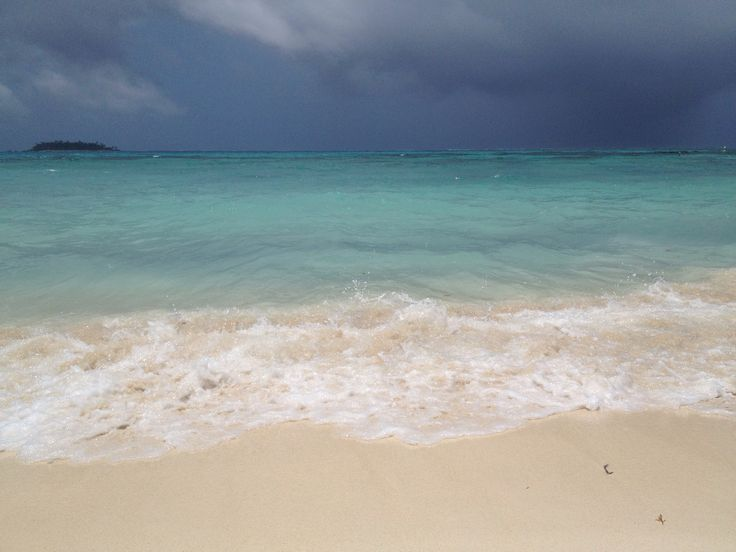 San Andres in the Caribbean