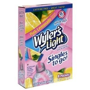 Wyler's Light To Go Drink Mix