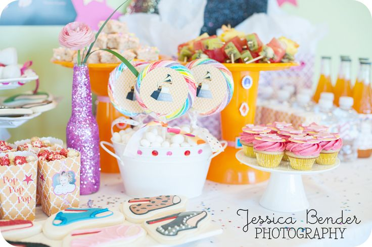 Everly's Fourth Birthday Party
