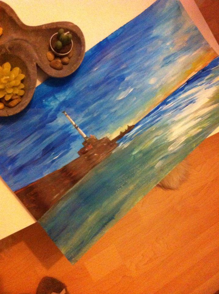Digue peinture